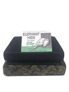 VTG-Bridge-Playing-Cards-2-Deck-Set-Vitron-Faux-Elephant-Hide-Folding-Case-New