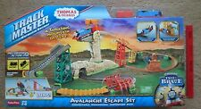 FISHER PRICE TRACKMASTER Thomas & Friends 6 Feet Thomas Avalanche Escape New 3+