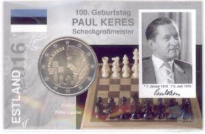 2-Euro-Coincard-Infokarte-Estland-2016-Paul-Keres