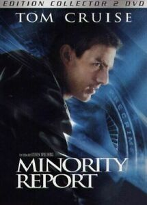 DVD-Minority-Report-edition-collector-2-DVD-Occasion