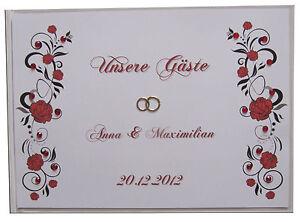 Hardcover Gastebuch Hochzeit Geschenk Hochzeitsgeschenk Paten Eltern
