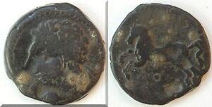 Antique-Greek-Ibero-Celts-Spain-Iberokelten-Jumping-Horse-S-Ss