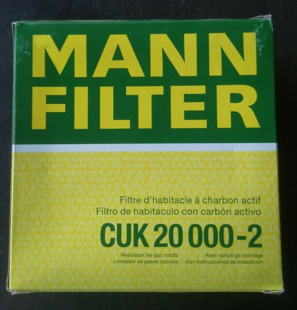 Innenraumfilter Pollenfilter Aktivkohle für C-Klasse W203 S203 CL203 C209 A209