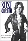 The Girl from Detroit City by Suzi Quatro (CD, 2014, 4 Discs, Cherry Red)