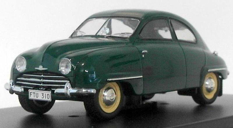 PREMIUM X  1 43  SAAB  92B  1954 GREEN