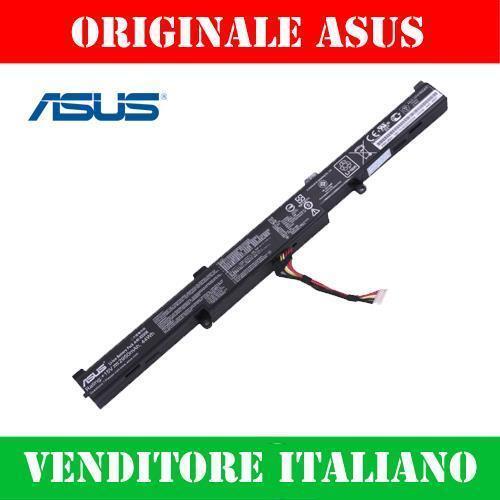BATTERIA ORIGINALE ASUS N552 N552VW-FY060T N552VW-FY094T N552VX-FI050T
