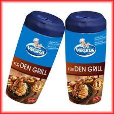 2x Vegeta Würzmischung für den Grill im Streuer á 170g=340g BBQ MHD: 09.06.17