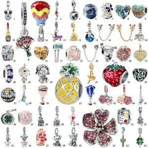 European-Charm-DIY-Beauty-pendant-Bead-For-sterling-S925-silver-Bracelet-Bangle