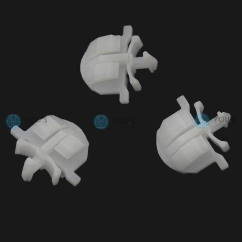 5 x YOU.S Original Wasserleitblech Montage Clip für OPEL Astra H Zafira 5104988