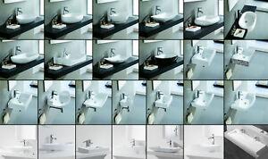 Design-Aufsatz-Waschtisch-Wandwaschtisch-Waschplatz-Waschbecken-Waschschale