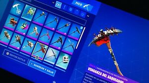 Fortnite Account Xbox Pc Mobile Ps4 Ebay