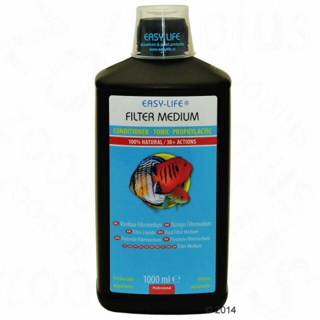 Easy Life Filter Medium 1000ml FFM flüssiges Filtermedium Wasseraufbereiter