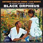 Black Orpheus OST Antonio Carlos Jobim Luiz Bonfa Audio CD