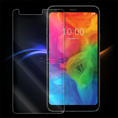 Scratch Resistant Tempered Glass Screen Protector for LG Q7 Plus Q610TA  T-Mobile   eBay