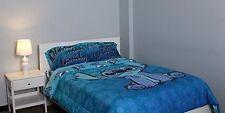 NEW! Disney Lilo & Stitch Full/Queen Size Comforter Bedding RARE - HTF! Throw