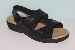 67949ccec6 ciabatte estive pantofole sandalo donna axa suola in spugna strappo ...
