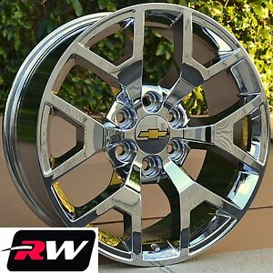 2014 gmc sierra chrome wheels 22 inch rims 22x9. Black Bedroom Furniture Sets. Home Design Ideas