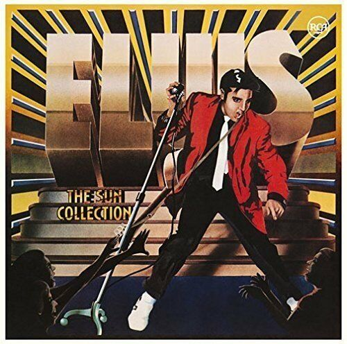 ELVIS PRESLEY-THE SUN SESSIONS-JAPAN CD