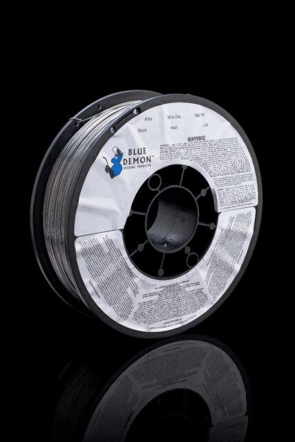 E71T-11 .035 X 2 lb 2 PK MIG Flux Core Welding Wire Spools Blue Demon