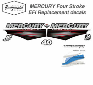 Mercury-40hp-2013-Four-Stroke-EFI-replacement-decals