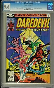 Daredevil-165-CGC-9-6-Doc-Octopus-app-Frank-Miller