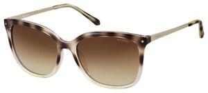 Alerte Occhiali Da Sole Sunglasses Polaroid Pld 4043 Y67 X3 Havana Yel 100% Polarizzato