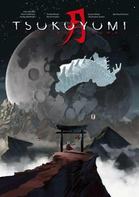 Tsukuyumi - Full Moon Down | 2018 | deutsch | NEU