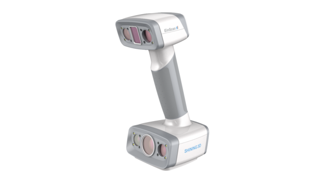 Openbox -EinScan H  Hybrid LED & Infrared Handheld Color 3D Scanner & Solid Edge