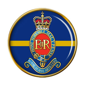 3rd-Regiment-Royal-Cheval-Artillerie-Armee-Britannique-Broche-Badge