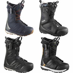 Détails sur Salomon Hi Fi Hommes Snowboardboots Chaussures de Snowboard Bottes Hifi Neuf