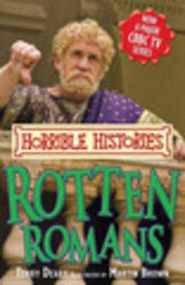 Rotten Romans (Horrible Histories TV Tie-in), Deary, Terry, Used; Good Book