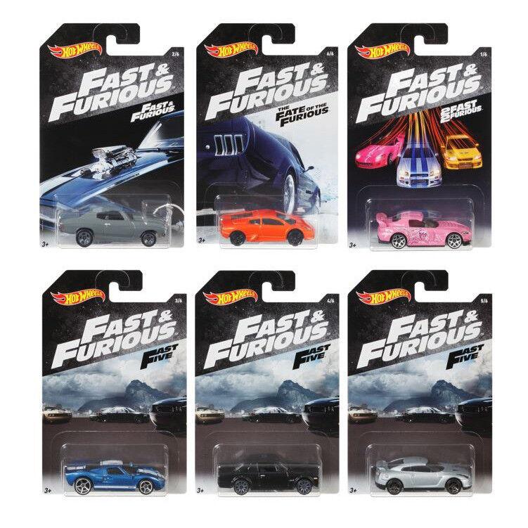 Neu heiß Wheels Wild Speed Kiste 36 Teile Mattel International von Japan F S