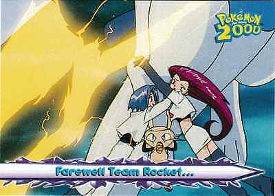 Pokemon The Movie 2000 The Power Of One Topps Card 17 In Near