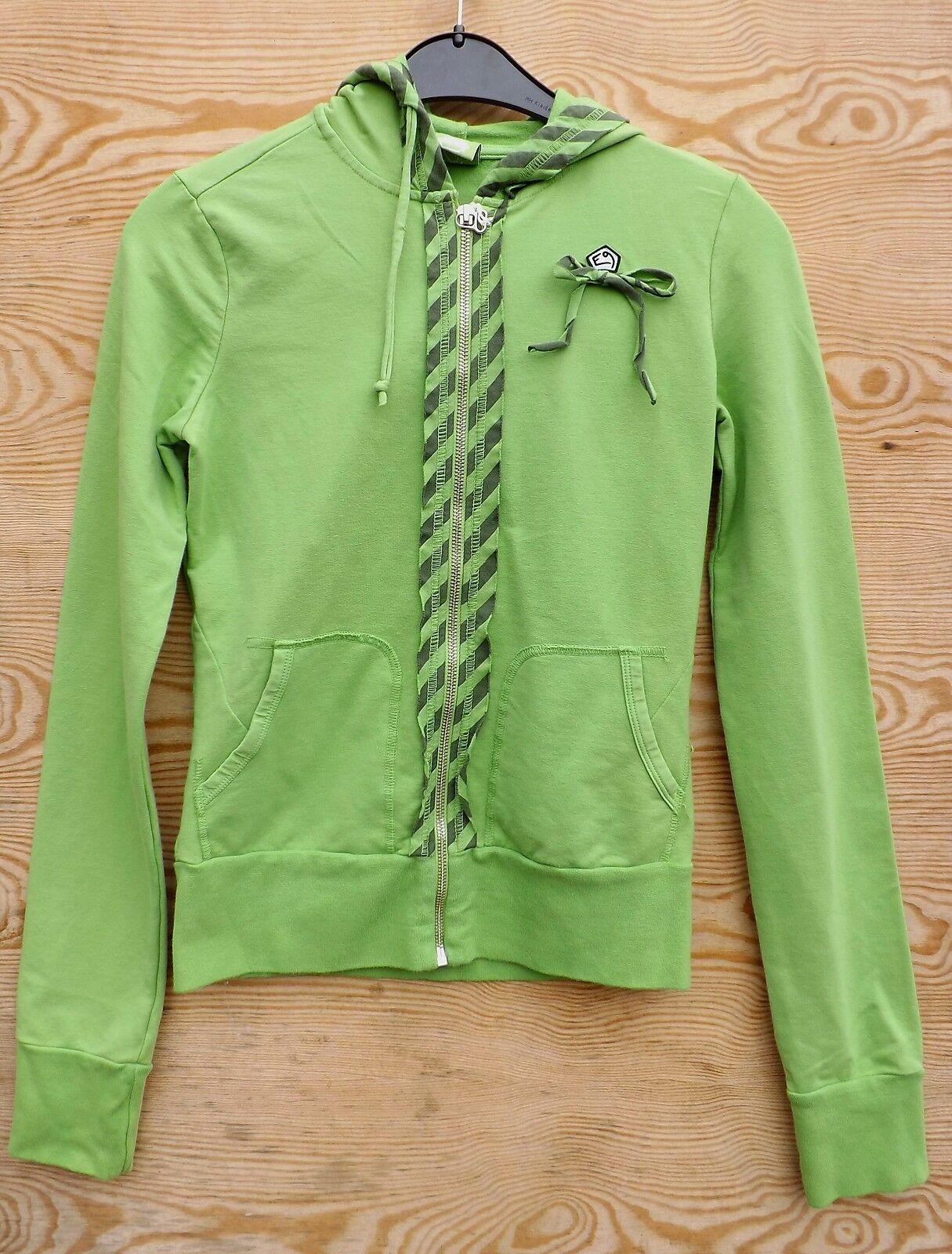 E9 Kapuzenjacke für Damen Dea, grün