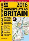 AA Driver's Atlas Britain 2016 by AA Publishing (Paperback, 2015)