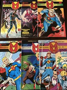 Miracleman-6-issue-lot-1-2-3-4-7-8-from-Eclipse-Comics-and-Alan-Moore