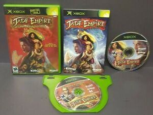 Jade-Empire-Limited-Original-Microsoft-Xbox-Game-Complete-1-Owner-Near-Mint-Disc