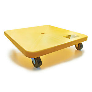 "GameCraft Plastic Scooter 16"" - Yellow Only"