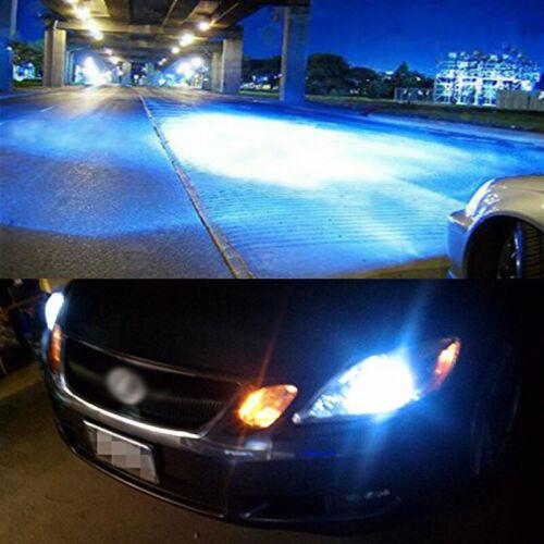 8000K LED Bulbs 9005 HB3 Headlights for RAM 1500 2013-2019 High Beam Ice Blue