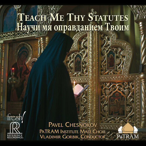Chesnokov - Teach Me Thy Statutes [New SACD] Hybrid SACD