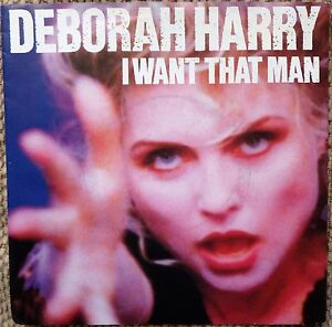 Deborah Harry   I Want That Man 7034 UK VINYL RECORD - <span itemprop='availableAtOrFrom'>Feltham, United Kingdom</span> - Deborah Harry   I Want That Man 7034 UK VINYL RECORD - Feltham, United Kingdom