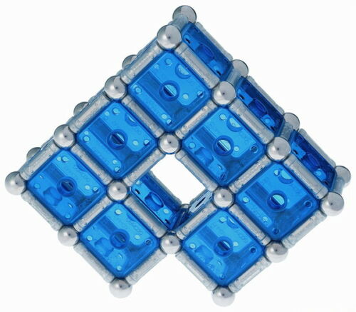 Geomag World PRO Metal Building KIT color 131 Piecesl 893 Geomag Japan New F//S