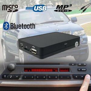 Bluetooth-Music-Handsfree-CD-Changer-Adapter-BMW-5-Series-X3-X5-Z4-Business-CD