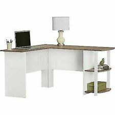 Altra Furniture 9354015pcom Dakota L Shaped Desk With Bookshelves For Sale Online Ebay