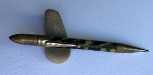 Vintage-Preston-Mechanical-Pencil-Working-EDC-Metal-Cap-And-Point-USA