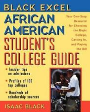 African American Student's College Guide: Your One-Stop Resource for Choosing