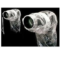 Ri2 Rain Sleeve Protector Cover F Or Digital Slr Camera Pack Of 2