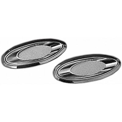 1958-60 Chevy Exhaust Ports, pair