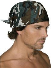 Camo Flag Army Bandana Head Band Scarves Army Flag Bandanna Head Band Scarf