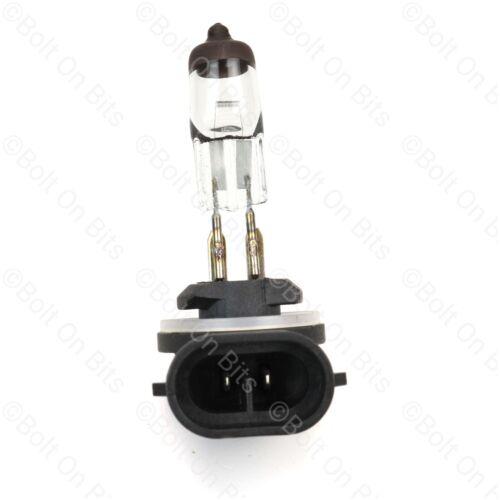 Front Fog light//lamp Halogen Bulb Hyundai Getz H27W//2 881